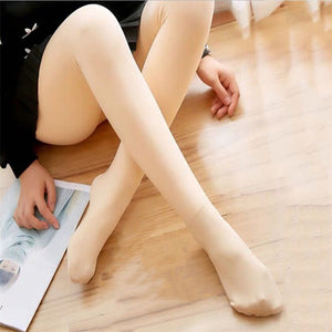 Girl Stocking Legs High Hosiery Tights Pantyhose Lady Transparent Thin Female Stockings Nylon Pantyhose Light Leg
