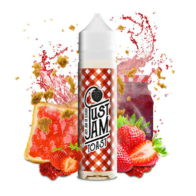 Just Jam - On Toast 50ml - The Ace Of Vapez