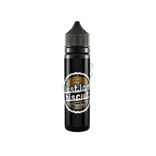 Just Jam - Biscuit Caramel 50ml - The Ace Of Vapez
