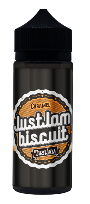 Just Jam - Biscuit Caramel 100ml - The Ace Of Vapez