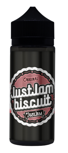 Just Jam - Biscuit Original 100ml - The Ace Of Vapez