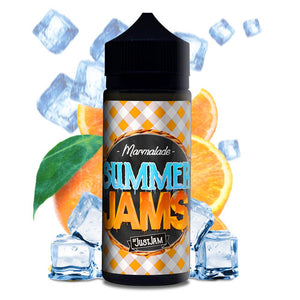 Just Jam - Summer Jams Marmalade 100ml - The Ace Of Vapez