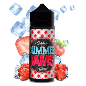 Just Jam - Summer Jams Original 100ml - The Ace Of Vapez