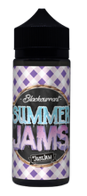 Load image into Gallery viewer, Just Jam - Summer Jams Blackcurrant 100ml - The Ace Of Vapez