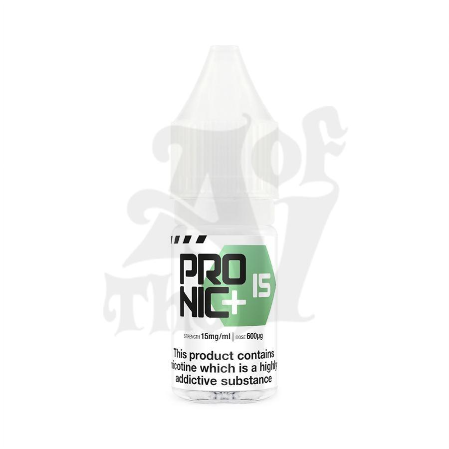 Pro Nic+ 15mg VG Nic Shot 10ml - The Ace Of Vapez