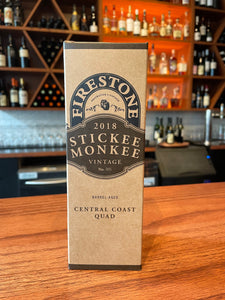 Firestone Walker Barrelworks - Stickee Monkee 2018 - Strong Ale/Quad