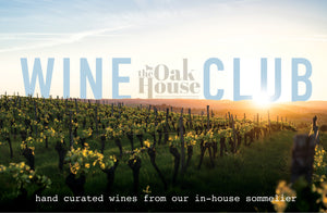 The Oak House Cellar Stocker Wine Club