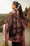 Mushq Hemline Winter Embroidered Unstitched 3 Piece Suit Collection MWC20-05