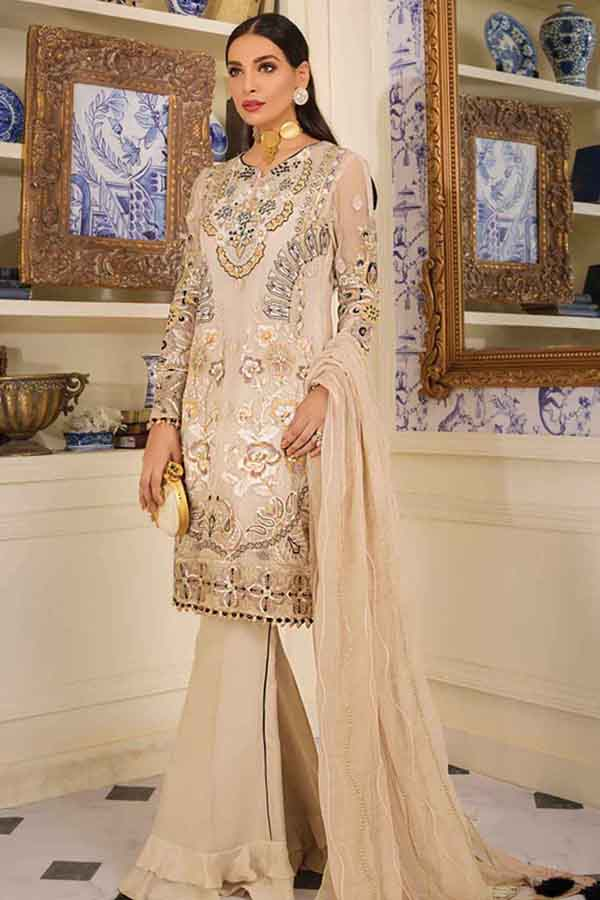 Gulaal Embroidered Unstitched 3 Piece Suit Luxury Formals Collection GLC20-06