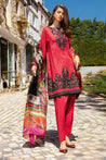 Iznik Lawn Luxury Embroidered Unstitched 3 Piece Suit Collection ILC20-09