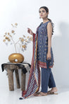 LSM Lakhany Summer Lawn Printed Unstitched 3 Piece Suit Collection LSL21-2168