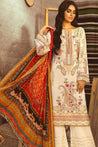 Maryam And Maria Premium Lawn Embroidered Unstitched 3 Piece Suit Collection MLC20-04
