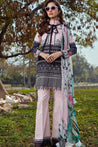 Asifa And Nabeel Luxury Lawn Embroidered Unstitched 3 Piece Suit collection ALC20-8E