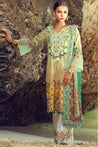 Tena Durrani Eid Festive Lawn Embroidered Unstitched 3 Piece Suit Collection TDF18-09