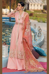 Anaya Firaaq Luxury Lawn Embroidered Unstitched 3 Piece Suit Collection AFC20-06