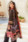 Afrozeh Summer Sonnet Lawn Embroidered Unstitched 3 Piece Suit Collection ASL21-09