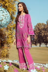 Cross Stitch Koh Kaaf Premium Lawn Embroidered Unstitched Shirt/Trouser Suit Collection CSC20-28