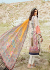 Afrozeh Riwaj Lawn Embroidered Unstitched 3 Piece Suit Collection ARC20-04