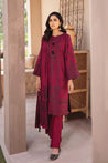 Orient Festive Jacquard Embroidered Unstitched 3 Piece Suit Collection OJF21-253/U MAROON