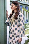 Orient Summer Embroidered Unstitched Shirt Collection OSL21-031 OFF WHITE