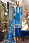 HZ daimond Supreme digital lawn printed Unstitched 3 Piece Suit collection HDL21-04