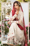 Maria.b Eid Embroidered Unstitched 3 Piece Suit collection MEL21-03