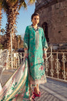 Republic Selene Luxury Lawn Embroidered Unstitched 3 Piece Suit collection RSL21-5A