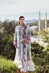 Republic Selene Luxury Lawn Embroidered Unstitched 3 Piece Suit collection RSL21-1B