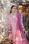Republic Selene Luxury Lawn Embroidered Unstitched 3 Piece Suit collection RSL21-8A
