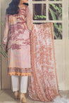Salitex Silkoria Lawn Lawn Embroidered Unstitched 3 Piece Suit Collection SSL21-536A