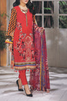 Salitex Silkoria Lawn Lawn Embroidered Unstitched 3 Piece Suit Collection SSL21-537B