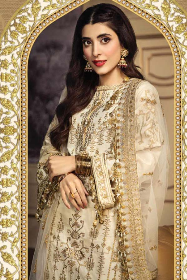 Anaya Le Jardin d Eden Luxury Lawn Embroidered Unstitched 3 Piece Suit Collection ALC20-06