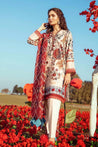 Cross Stitch Koh Kaaf Premium Lawn Embroidered Unstitched 3 Piece Suit Collection CSC20-08