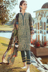 Cross Stitch Koh Kaaf Premium Lawn Embroidered Unstitched 3 Piece Suit Collection CSC20-30