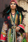 Elan Lawn Embroidered Unstitched 3 Piece Suit collection ELC19-11B