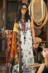 Elan Lawn Embroidered Unstitched 3 Piece Suit collection ELC20-13B