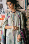 Epoque Suffuse Lawn Embroidered Unstitched 3 Piece Suit Collection ELC20-08