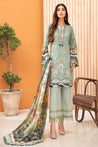 Iris Lawn Embroidered Unstitched 3 Piece Suit Collection ILC20-08