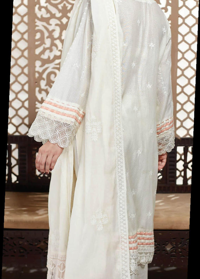 Resham Ghar Closet Luxury Embroidered Unstitched 3 Piece Suit Collection REC20-09