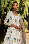 Zara Shahjahan Embroidered Lawn Unstitched 3 Piece Suit Collection ZSJ19-PARIZEH-A