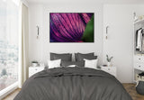 Purple Abstract Photo Print