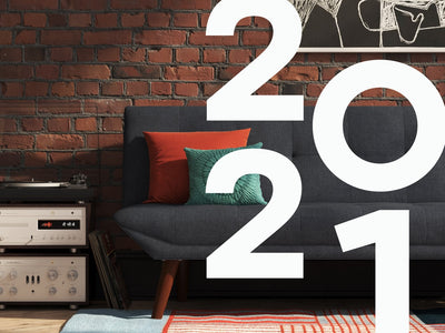 4 Design Trends to Watch in 2021