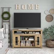 "Brocketts TV Stand for TVs up to 48"" - Natural - N/A"