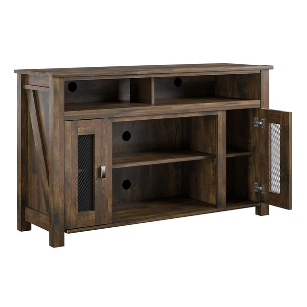 "Brocketts TV Stand for TVs up to 48"" - Rustic - N/A"