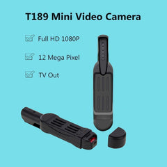Full HD 1080P Mini Pen Spy Camera