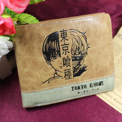 New Fashion Cartoon Anime Wallets