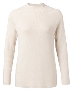 YAYA Sweater, soft beige