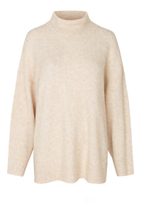 JUST FEMALE Unite Knit, off white
