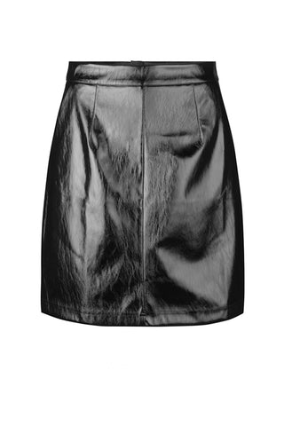 JUST FEMALE Dianna Skirt, black