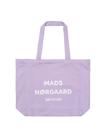 MADS NORGAARD Recycled Tote Bag, light purple